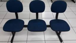 Trio de cadeiras