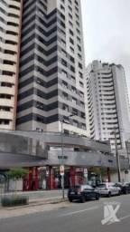 Apartamento central 01 quarto com móveis - alameda doutor carlos de carvalho, 655 - curiti