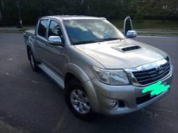 Toyota - Hilux 2014/2015 Automática 3.0 a Diesel - 2015