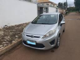 Ford New Fiesta - 2011
