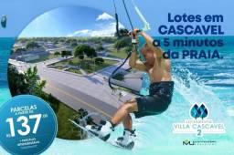 A poucos minutos da praia loteamento villa cascavel ii