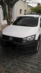 VW Saveiro Robust 1.6 - Só 9.000KM - 2019 - 2019