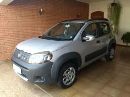 Fiat/uno Way 1.0 completo - ar 2012 - 2012