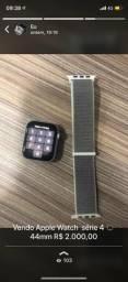 Apple Watch serie 4, 44mm original com caixinha