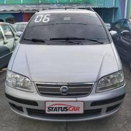 Fiat Ideia ELX 1.4 COM GNV - 2006