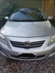 Corolla XEI 1.8 Prata Muito conservado - 2010
