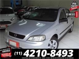 Astra sedan 1.8 prata 8v ·lcool 2002 - 2002
