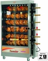 Assadeira de frango para 30 frangos nova* vandrey