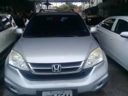 Honda-cr-v lx muito nova valor anunciado tem mais 10 mil de entrada - 2010