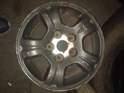 Rodas da S10 aro 15. 5 furos