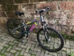 Bicicleta Viking Câmbio Shimano Alívio