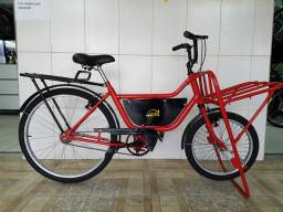 Bicicleta gargueira reformada