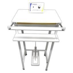 Seladora De Pedal Para Líquidos Com Mesa De Apoio 32 cm R Baião