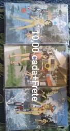 Mangá After School of The Earth