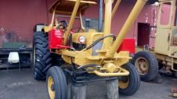 Trator guincho - valmet 85 id - ano 81 - levantamento de pesos e cargas