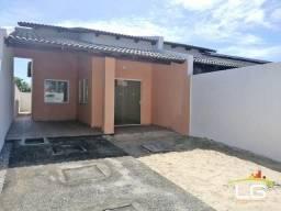Casa Nova, 2 Quartos em Aquiraz, Excelente Preço