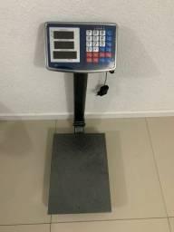 Balança de Plataforma Painel Digital 180kg