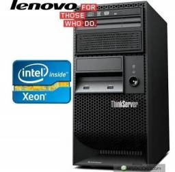 Servidor Lenovo Thinkserver Ts140 Intel Xeon E3-1226 V3, R$ 2.500