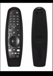 Proteção capa para controle remoto LG