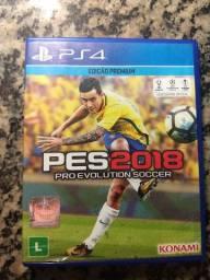Jogo PS4 - Pes2018