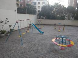 Kit Playground completo brinquedo parque escorregador gangorra gira gira balanço