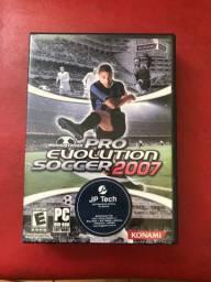 Jogo físico Evolution Soccer 2007