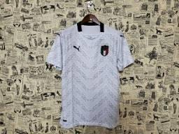Camisa Itália Camiseta 20/21 - Pronta Entrega Envio Imediato
