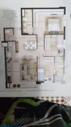 Apartamento na Rua 07, Setor Oeste, Goiânia, ao lado da praça Tamandaré