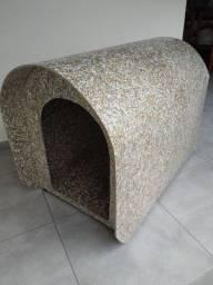 Casinha de cachorro ecológica grande n.07