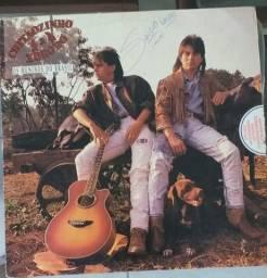 LP Vinil Chitãozinho e Xororó 1989