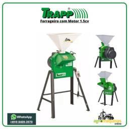 Agromaquinas Online - Triturador Forrageiro Trapp TRF-50 com Motor 1,5cv