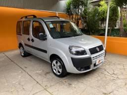 Fiat Doblo Essence 1.8 E-Torq 2019 impecável, somente de BH, Ipva 2021 quitado!