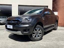 Ford Ranger Limited 3.2 Diesel 4x4 2020<br>Único dono!