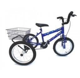 Bicicleta de 3 rodas infantil