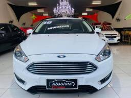 Focus sedan 2018 titanium plus completo + teto solar !!!