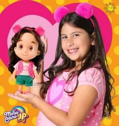 JP e Maria Clara- bonecos youtuber