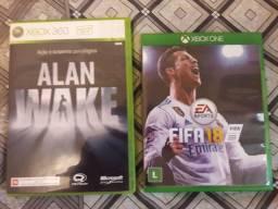 FIFA 18 + Alan Wake