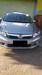 Vendo ágio Civic 1.8 12/13 LXL