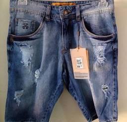 Bermuda jeans John John original nova