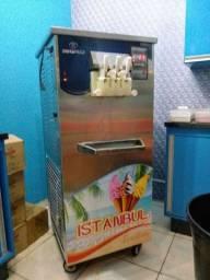 Máquina sorvete Italiano