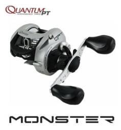 Nova Carretilha Quantum® Monster Sw 301 Hpt 7.1:1 Drag:12kg