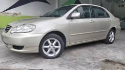 Toyota Corolla 2003 Xei, lindo.