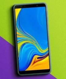 Título do anúncio: Tela / Display Original P/Samsung A7 2018 a750 Super Amoled, Instalação em 30 Minutinhos!