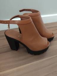 Sandália Tratorada Millano N35