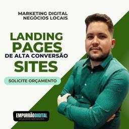 Título do anúncio: Criamos o seu site ou Landing Page com qualidade! Servidor Dedicado VPS alta velocidade