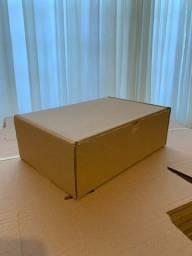 Caixa de Papelão 25X17X9 - 1,50 cada