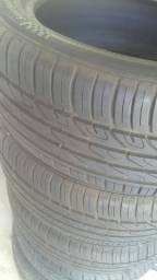Título do anúncio: 03 pneus 205 50 17
