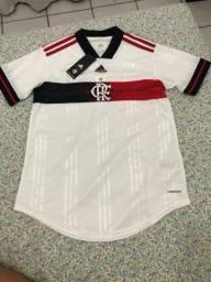 Camisa do Flamengo Feminina Oficial tam P