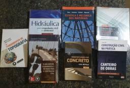 Livros de Engenharia e Arquitetura