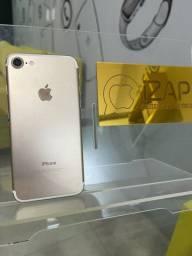 iPhone 7 32GB gold ( perfeito estado, seminovo )